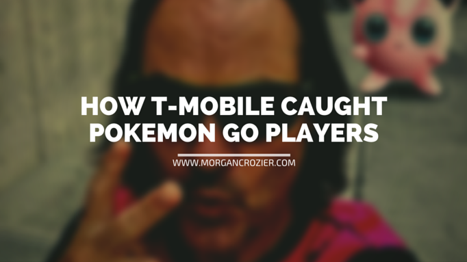 T Mobile Pokemon Go