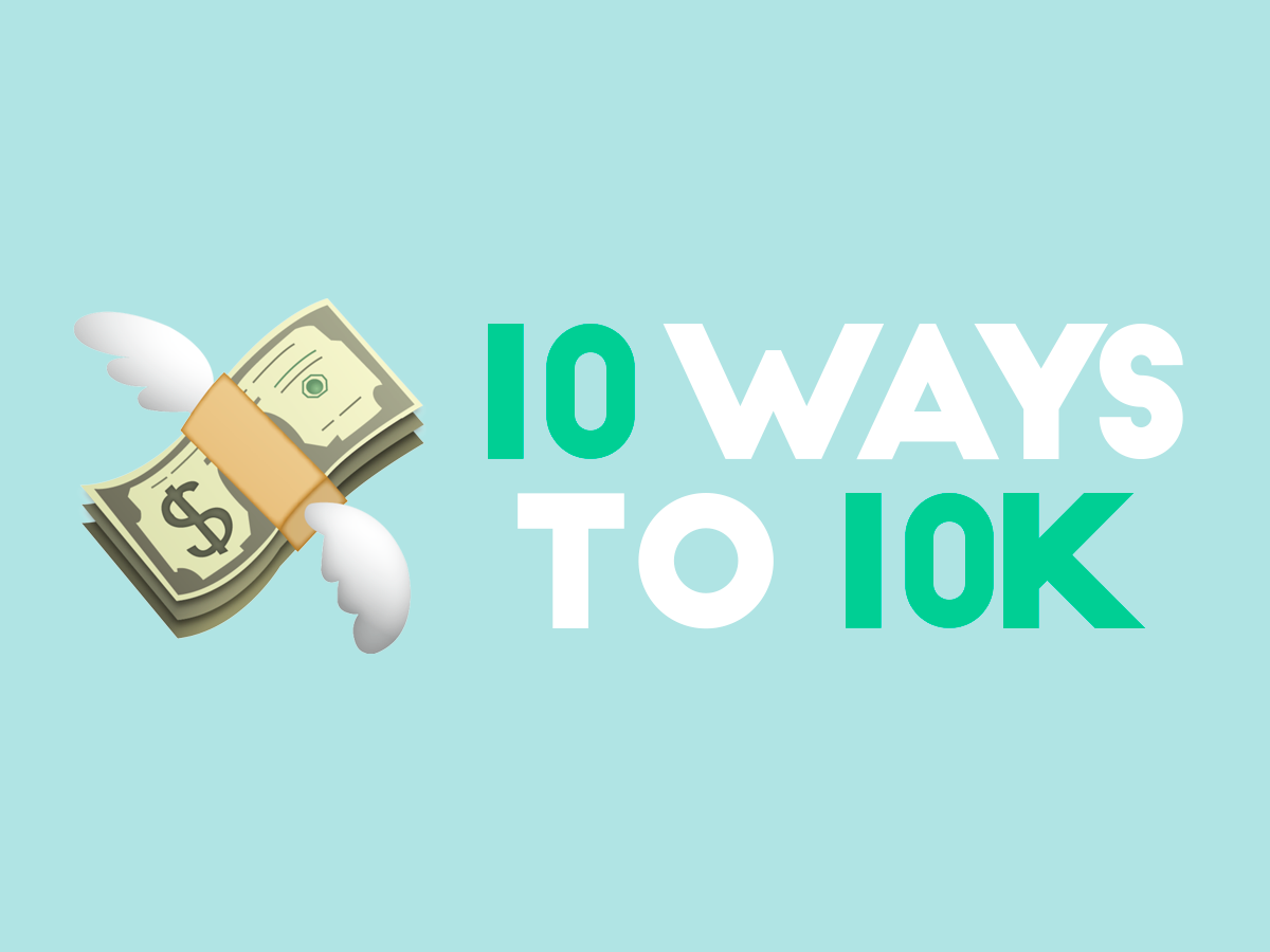 10 ways to 10k social header